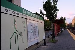 250-wide-Northeastern-T-Stop